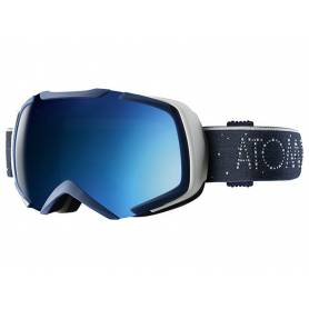 Gogle Atomic REVEL S ML DARK BLUE/BLUE 16/17 S3