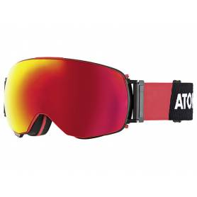 Atomic REVENT Q ML BLACK-RED/RED KPL.