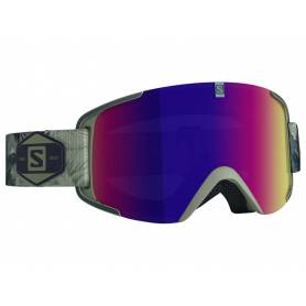 Gogle Salomon XVIEW CAMO/SOLAR INFRARED 15/16