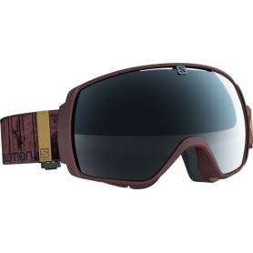 Gogle Salomon XT ONE BURGUNDY/SOLAR BLACK??