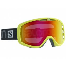 Gogle Salomon AKSIUM GECKO/LO LIGHT LIGHTRED 16/17