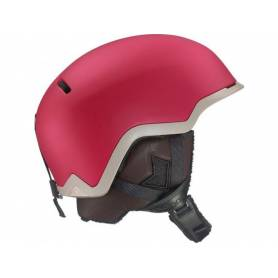 Kask SALOMON HACKER Red Matt 14/15