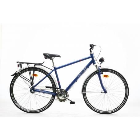 """Rower MAXIM 28"""" MC 1.5.3 (20"""") niebieski połysk"""