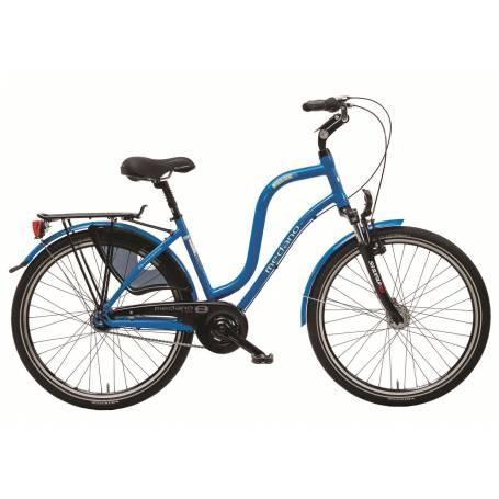 "Rower MEDANO 26"" URBICO 15 (18"") niebieski"