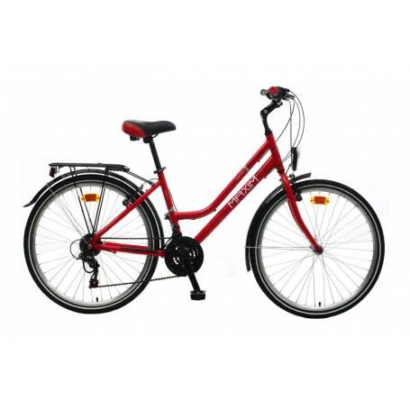 """Rower MAXIM 26"""" MC 1.1 (18"""") czerwony"""