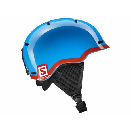 Kask SALOMON GROM Blue/Red 15/16