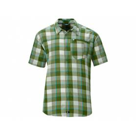Salomon EQUATION SHIRT M DARK SEAWE/NIL