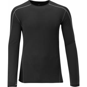 Salomon LT WT LONG SLEEVE CREW W BLACK