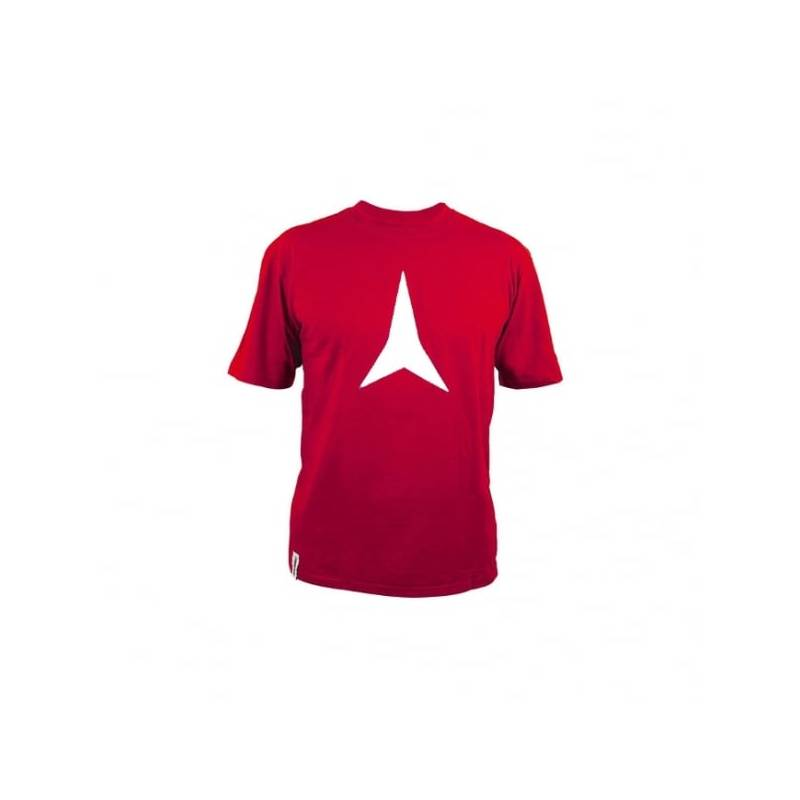 Atomic STAR T-SHIRT RED