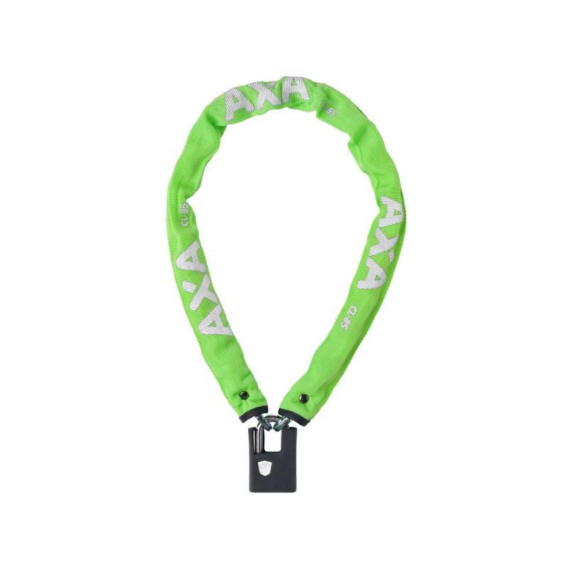 ZAPIĘCIE ROWEROWE AXA R17 ŁAŃCUCH CLINCH+ 85X6 GREEN SOFT