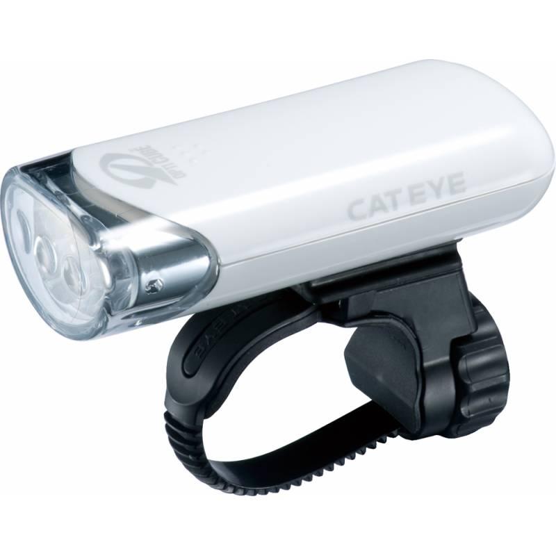 Cateye Lampa przednia HL-EL135N Biała