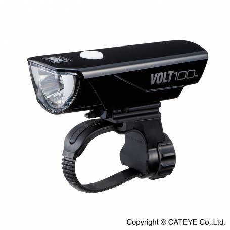 Cateye Lampa przednia HL-EL150RC VOLT100
