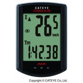 Cateye Licznik STRADA SLIM CC-RD310W