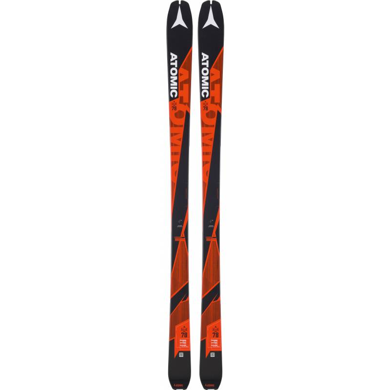 Atomic BACKLAND UL 78 Orange/Black 2018