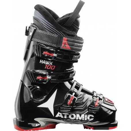 Buty Atomic HAWX 1.0 100 Black/Red 2018