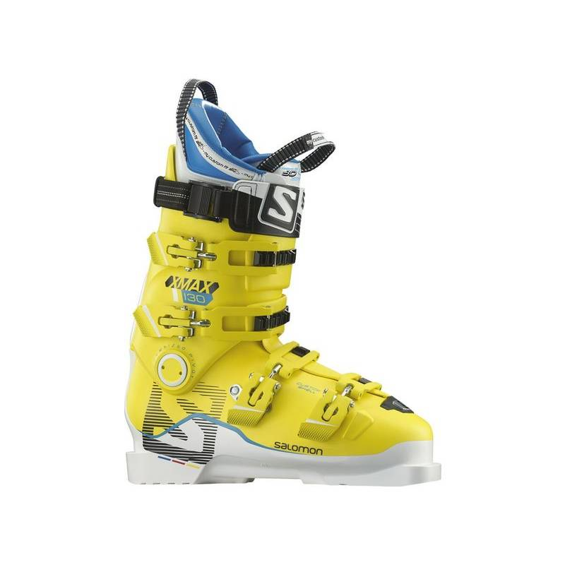 Salomon X MAX 130 White/Yellow 16/17