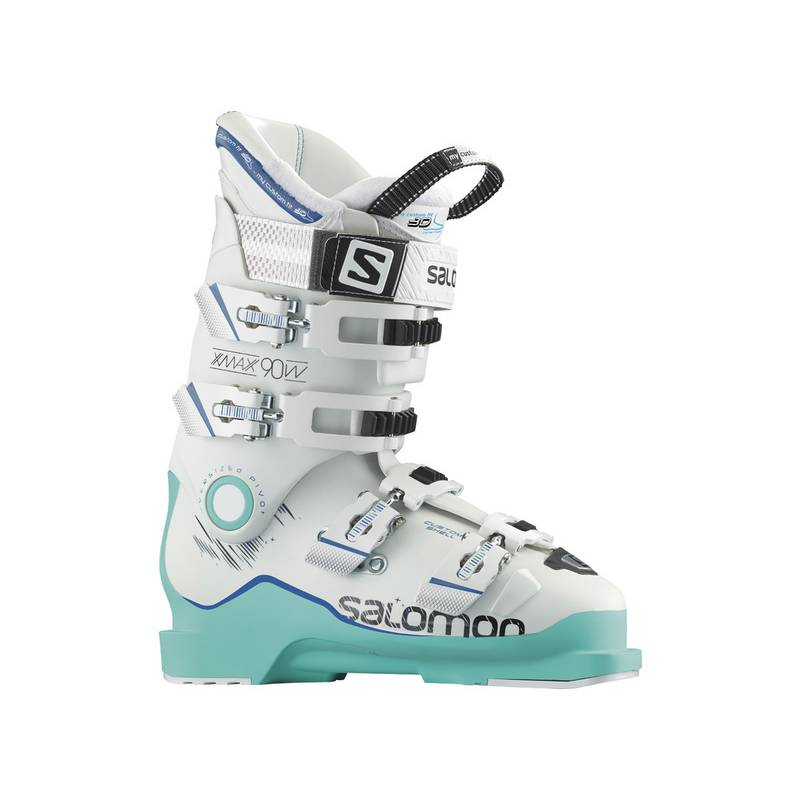 Salomon X Max 90 W Soft Green F06/White/Black 16/17