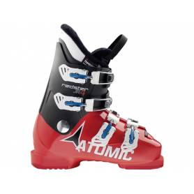 Buty Atomic REDSTER JR 4 Red/Black 16/17