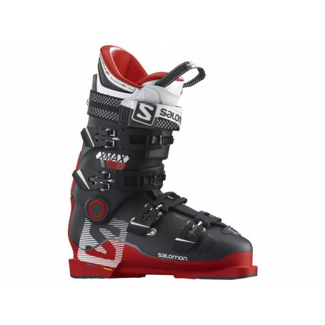 Buty Salomon X MAX 100 Red/BLACK 16/17