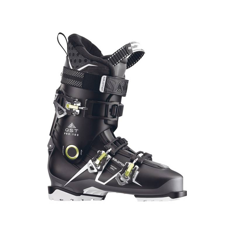Salomon QST PRO 100 Black/Ant/ACIDE GRE 16/17