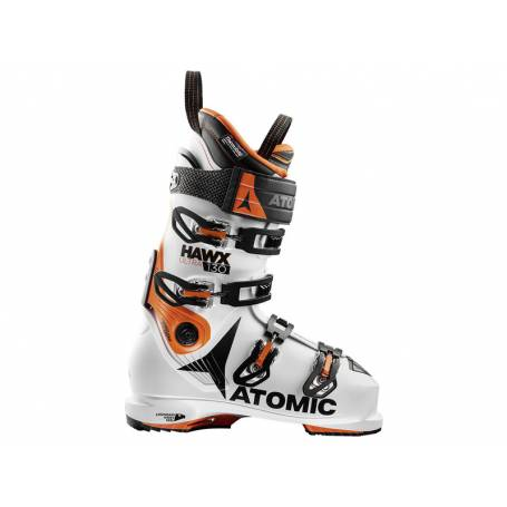 Atomic HAWX ULTRA 130 White/Orange/Bla 16/17