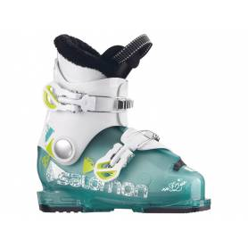 Buty Salomon T2 RT Girly Gree Tra/WH/ACI GRE 2018