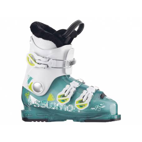 Buty Salomon T3 RT Girly Gree Tra/WH/ACI GRE 2018