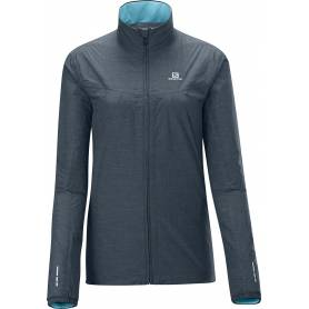 Salomon PARK WP JACKET W DARK CLOUD 2014