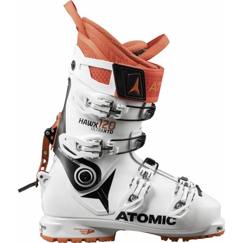 Atomic HAWX ULTRA XTD 120 Wht/Blk/Oran !18