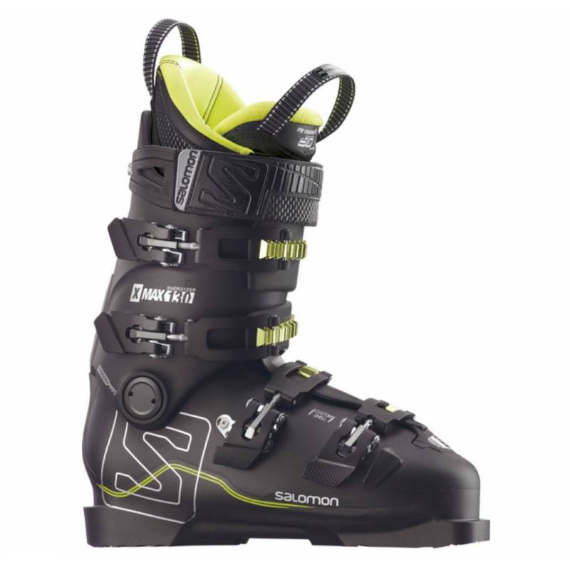 Salomon X MAX 130 Black/Black/Acide 2018