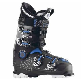 Buty Salomon X PRO 90 Black/Anthra/Grey 2018