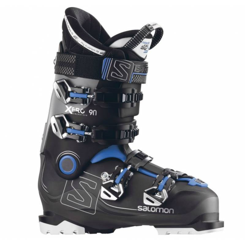 Salomon X PRO 90 Black/Anthra/Grey 2018