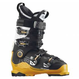 Buty Salomon X PRO 100 Black/Safran/White 2018
