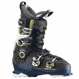 Buty Salomon X PRO 120 Black/Petrol/White 2018