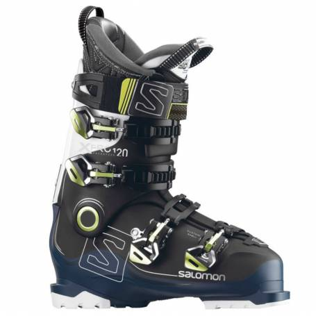 Salomon X PRO 120 Black/Petrol/White 2018