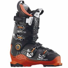 Buty Salomon X PRO 130 Black/Orange/Anthra 2018