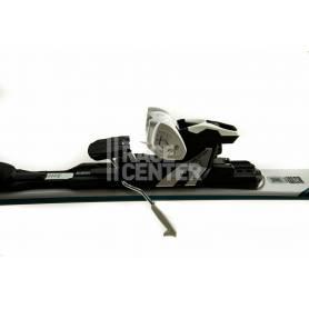 Narty Salomon W-MAX 10 + XT10 Black/White/Purp 2018