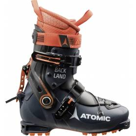 Buty Atomic BACKLAND Darkblue/Orange/Black 2018