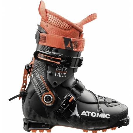 Buty Atomic BACKLAND CARBON Blk/Anthra/Oran 2018