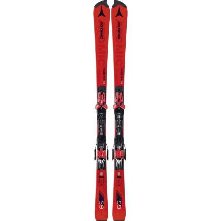 Narty Atomic REDSTER S9 FIS J 145cm + X12 TL RS 2018