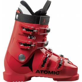 Buty Atomic REDSTER JR 50 Red/Black 2018