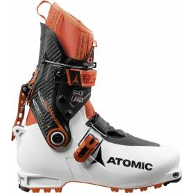Atomic BACKLAND ULTIMATE Wht/Black/Oran 2018