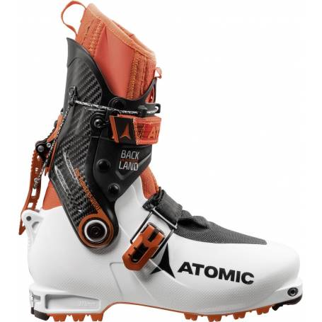Buty Atomic BACKLAND ULTIMATE Wht/Black/Oran 2018