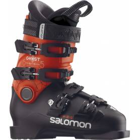 Buty Salomon Ghost LC 65 Black/Orange 2018