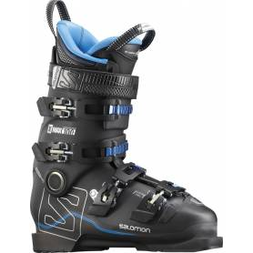 Buty Salomon X MAX 100 Black/Black/Blue 2018