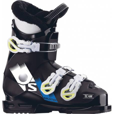 Buty Salomon Team T3 Black/White/Acide 2018