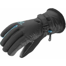 XS FORCE DRY W Black/Blue Bird