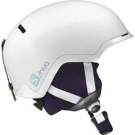 Kask SALOMON SHIVA WHITE