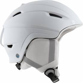 Kask SALOMON ICON ACCESS White/Grey