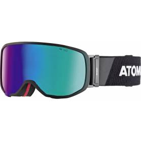 Gogle ATOMIC Revent S RS FDL HD Black/White